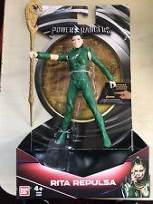 Bandai Power Rangers Movie 2017 Rita Repulsa Rare Figure New Spinning personnel