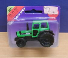 Siku 0843 Deutz tractor DX85 boxed 1:55 Green 90's