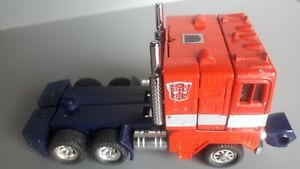 Transformers G1 CAB optimus prime 1983,Battle convoy série Diaclone n° 17