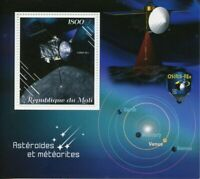 Mali 2018 MNH Asteriods & Meteorites OSIRIS REx 1v S/S Space Stamps