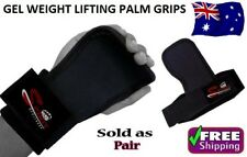 Spirit Weight lifting Hooks Gym Gloves wrist support wraps strap Palm Grip pads