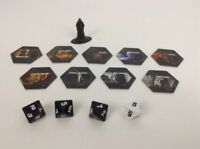 Star Wars Risk Clone Wars Edition Dice and Separatist Tokens Replacement Hasbro