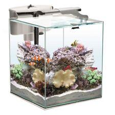quadratische glas aquarien g nstig kaufen ebay. Black Bedroom Furniture Sets. Home Design Ideas