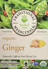 Organic Ginger Tea by Traditional Medicinals