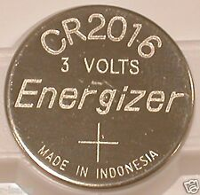 10 Bulk Energizer Cr2016 cr 2016 Ecr2016 3v Lithium Battery Expire 2023