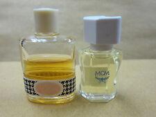 Christian Dior Diorissimo 10 ml EDT & MCM 5 ml Mini EDP perfume set minSep13