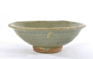 Joseon Dynasty Korean Korea Celadon Pottery Tea Bowl Cup
