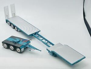 1:50 Dropdeck Extendable Trailer w/Tri-Axle Dolly -- TOLL -- Iconic Replicas