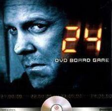 24 DVD Board Game (2006) Pressman Toy Corporation   SEALED