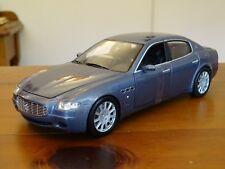 1/18 Maserati Quattroporte 4.2 Litre V8 Ferrari Azure Blue 2003 Rare