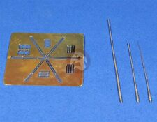 Panzer Art 1/35 German Command Vehicle Antenna Set WWII (3 pieces) RE35-182