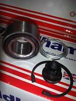 RENAULT CLIO MK3 & MODUS 2005-12 1.2 1.4 1.5 1.6 2.0 NEW FRONT WHEEL BEARING KIT