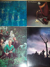"""The Chieftans 4-Lps 2 3 5 9 ISLAND Records 4 12"""" LPs COLUMBIA FREE US SHIPPING"""