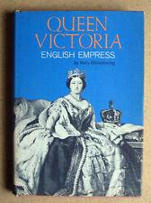 QUEEN VICTORIA ENGLISH EMPRESS 1970 1st ed Sally Glendinning Century USA VGC+