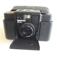 Minox 35 ML Color Minotar 2.8 f/35mm Original Minolta Lederetui