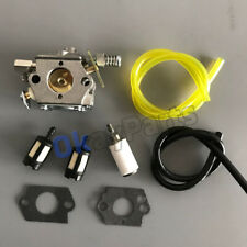 Carburetor Carb For Tecumseh 640347 TM049XA TC200 TC300 Ice Auger 2-Cycle Engine