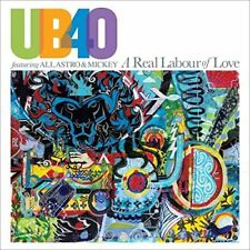 CD UB40 - A REAL LABOUR OF LOVE -