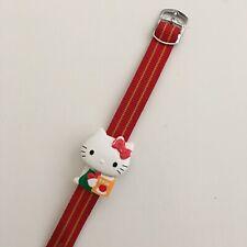 Very Rare Vintage Hello Kitty Mascot Watch ADEC for Sanrio 1976