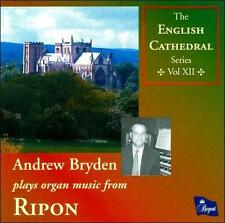 English Cathedral Series Volume Xii (Bryden) CD (2006)