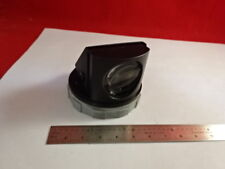 ZEISS GERMANY ILLUMINATOR LENS MICROSCOPE PART 467057-9904 OPTICS AS IS #4V-A-13