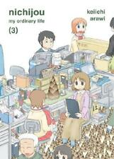 Nichijou. Volume 3 by Keiichi Arawi (author)