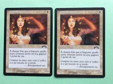 MTG MAGIC Carte GARDE DES ÂMES Soul Warden 21/143 EXODE Exodus