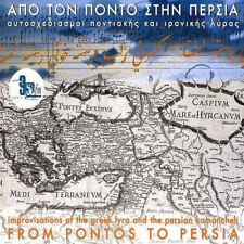From Pontos to Persia / Improvisations of  Pontic lyra and the Persian kamancheh