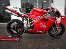 Ducati 916 race track bike