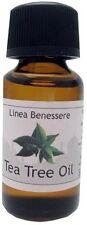 Olio di Tea Tree flacone 10 Ml essenziale di melaleuca alternifolia pelle candid