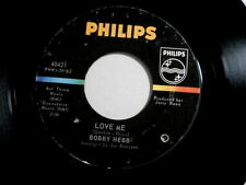 BOBBY HEBB~LOVE ME~VG++~ PHILIPS~CRAZY BABY~~ NORTHERN SOUL 45
