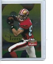 1995 JERRY RICE SKYBOX QUICK STRIKE #Q4 49ERS