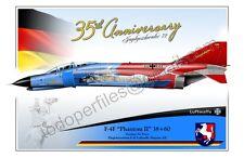 """F-4F """"Phantom II"""" 38+60 35TH Anniversary"""