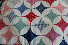 Vntge Museum of American Folk Art, Cotton Fabric, Springs Industries, Geometric