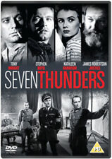 Seven Thunders DVD (2012) Stephen Boyd ***NEW***