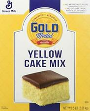 Gold Medal Yellow Cake Mix 5 Lb Box Pack of 6