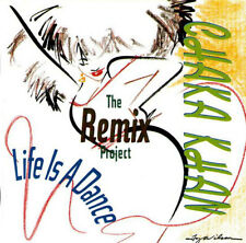 Chaka Khan ‎CD Life Is A Dance - The Remix Project - Europe (M/M)