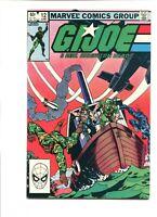 G.I. Joe, A Real American Hero #12 Marvel Comics June 1983 1st Print VF