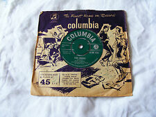 Russ Conway  Side Saddle 1959  / Pixilated Penguin  7""