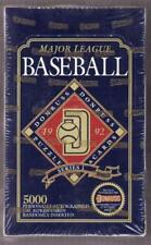 1992 DONRUSS SERIES 1 Baseball Card Box Factory Sealed - #FL