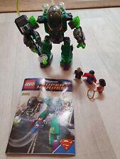 LEGO DC Comics Super Heroes Superman Vs. Power Armour Lex (6862) 100% complete