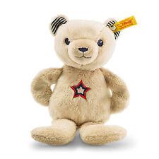 STEIFF Teddybär Niklie beige / blau 23 cm NEU 241161  UVP 34,90 Euro