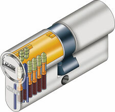 ABUS Knaufzylinder Zylinder mit Knauf EC/ECK 550 NP A35/30 NEU