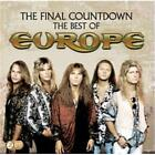 EUROPE FINAL COUNTDOWN The Best Of 2 CD