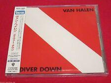 VAN HALEN - DIVER DOWN - JAPAN JEWEL CASE EDITION - 2005 FOREVER YOUNG CD