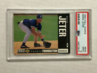 DEREK JETER 1994 UD Collector's Choice ROOKIE RC #644! PSA MINT 9! YANKEES!