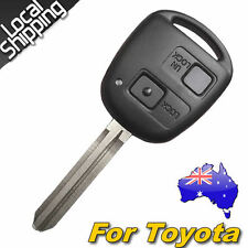 Transponder Chip Remote Key for Toyota Prado RAV4 120 Kluger AU local stock