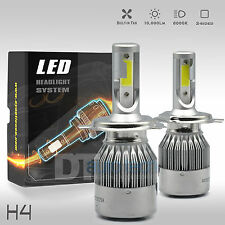 2017 All in One H4 100W 10000LM CREE LED Headlight High/Low Combo Light Bulbs