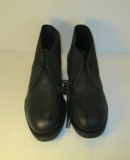 Mens Craddock-Terry Vintage.95 Ansi Steel Toe Black Leather Military Boots-11.5R