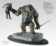 Lord Of Das Rings Battle Troll Statue Weta Sideshow