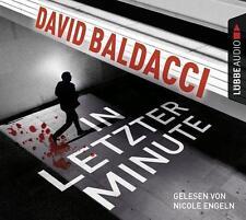 Hörbücher und Hörspiele auf Deutsch-Baldacci-Bastei David